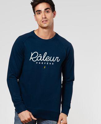Sweatshirt homme Râleur