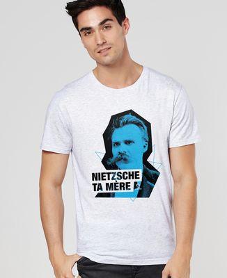 T-Shirt homme Nietzsche Cut