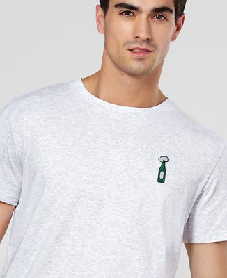 T-Shirt homme Écusson Beer