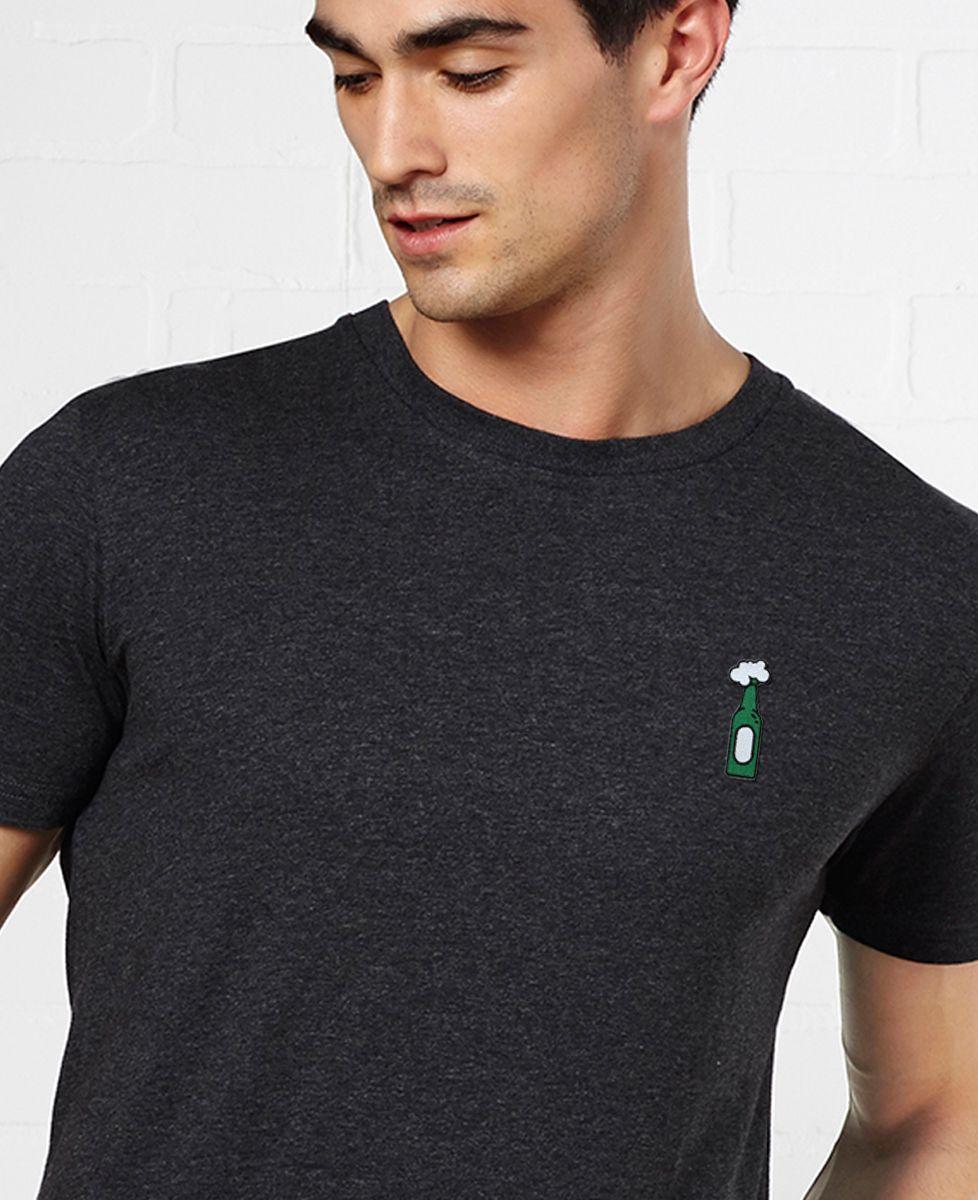 T-Shirt homme Écusson Beer