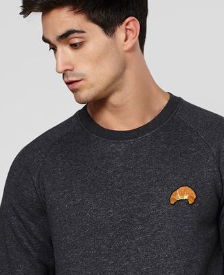 Sweatshirt homme Écusson croissant
