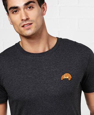T-Shirt homme Écusson croissant