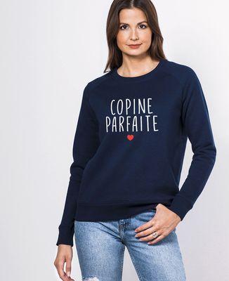 Sweatshirt femme Copine parfaite