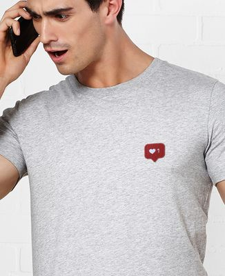 T-Shirt homme Like (broderie)