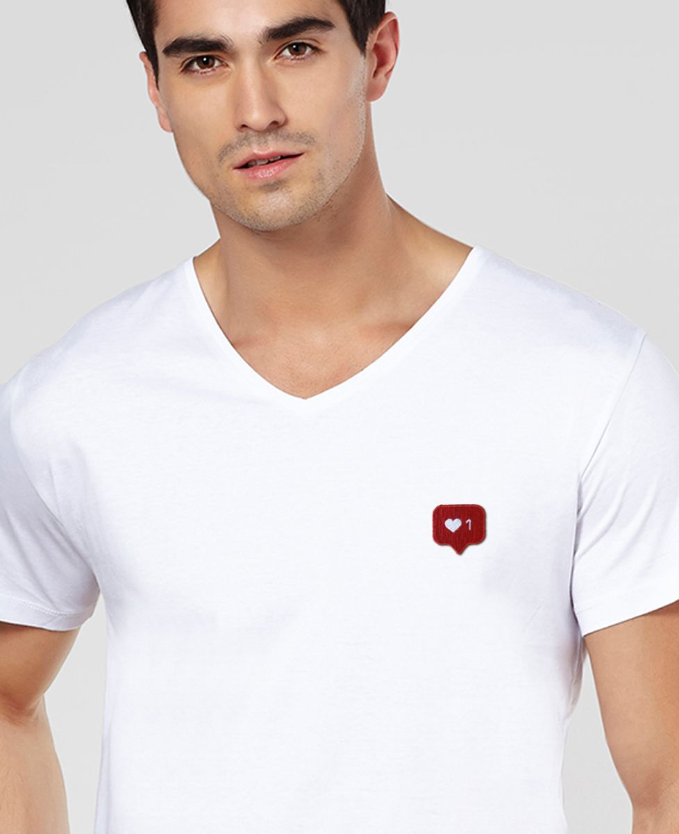 T-Shirt homme Like (brodé)