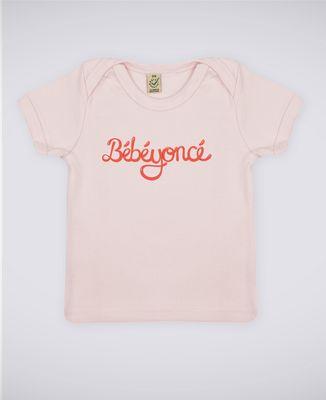 T-Shirt bébé Bébéyoncé