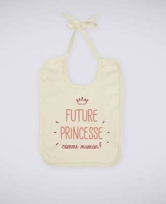 Bavoir Future princesse