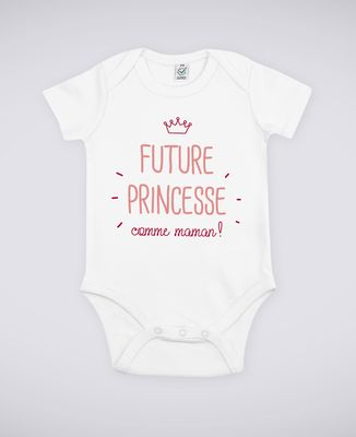 Body Future princesse