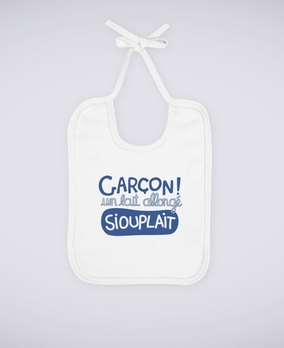 Bavoir Garçon