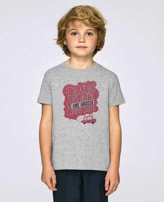 T-Shirt enfant Grosse comme Papa