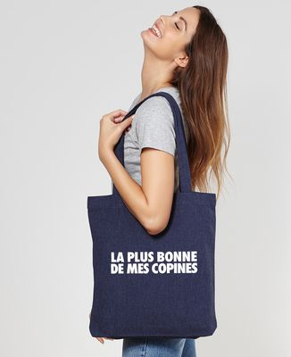 Tote bag La plus bonne de mes copines