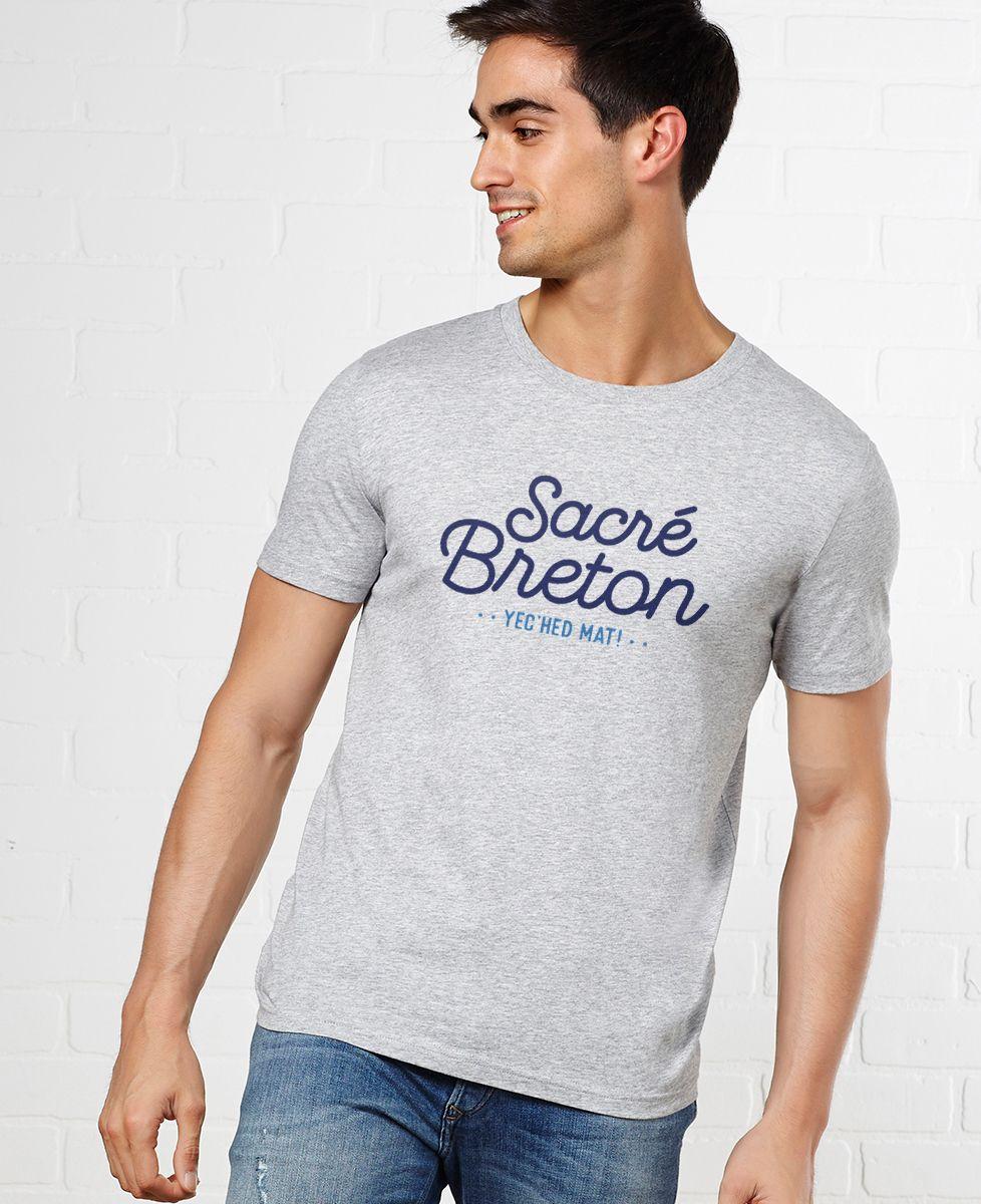 T-Shirt homme Sacré breton