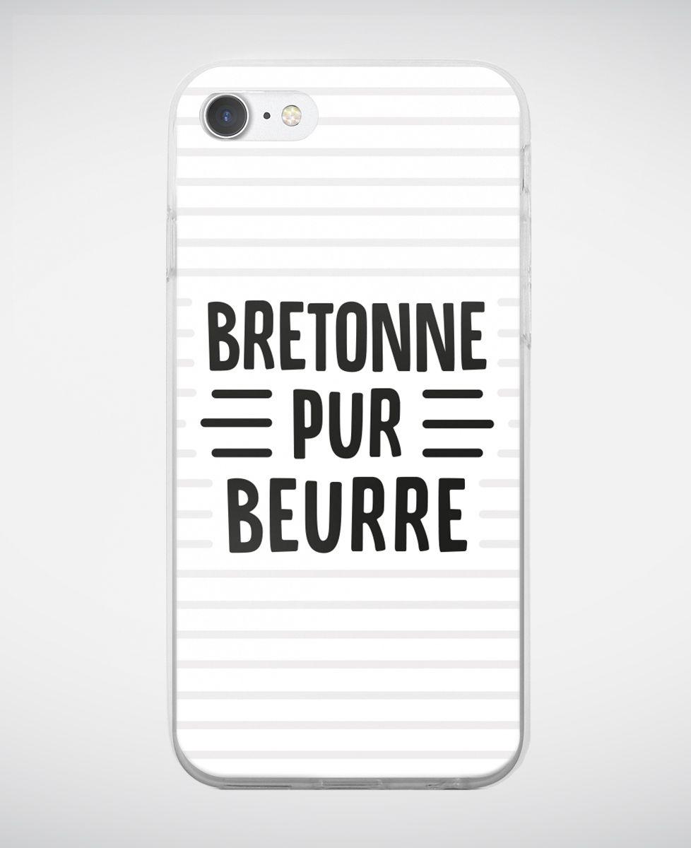 coque iphone 5 breton