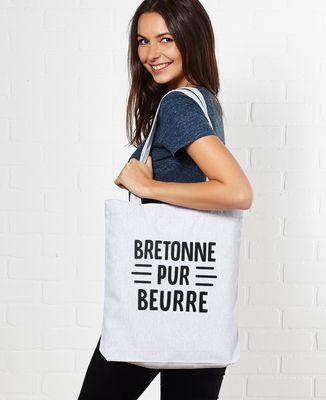 Tote bag Bretonne pur beurre
