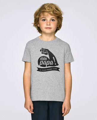T-Shirt enfant Mon Papa