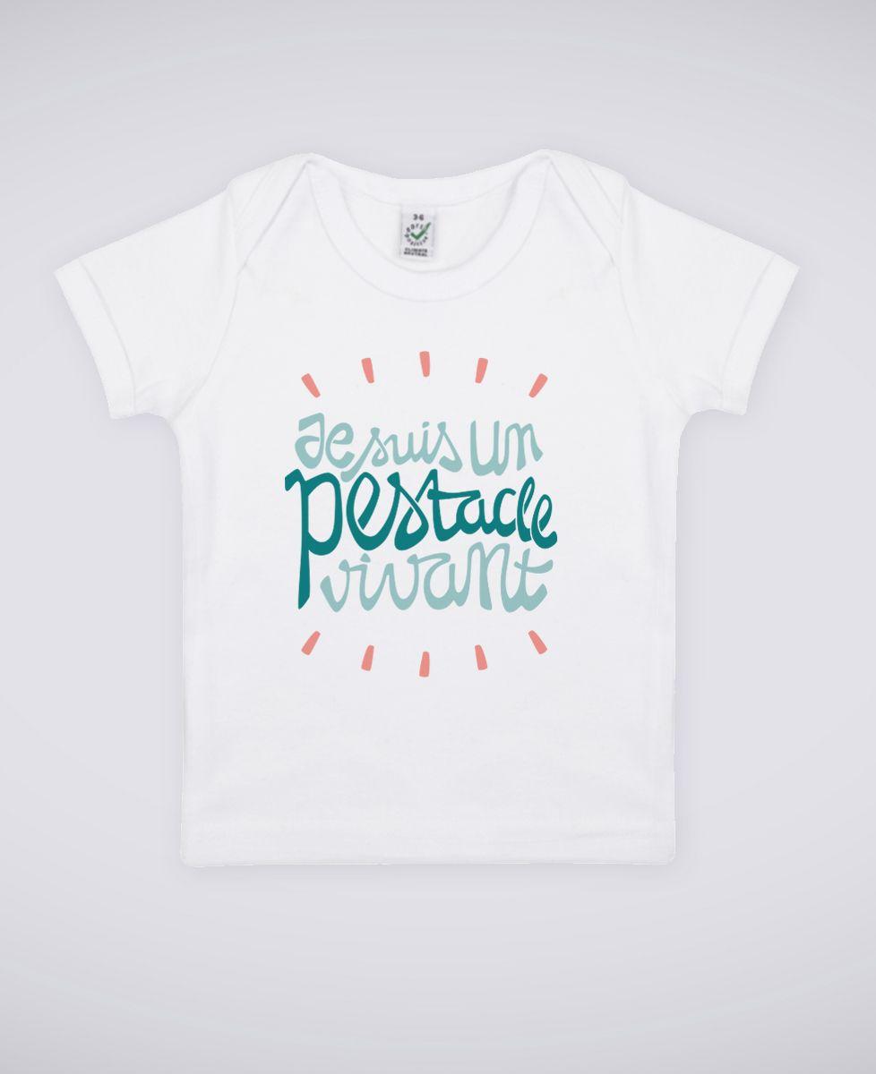T-Shirt bébé Pestacle