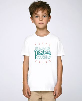T-Shirt enfant Pestacle