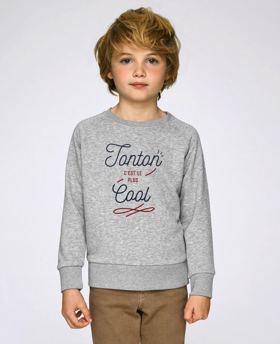 Sweatshirt enfant Tonton