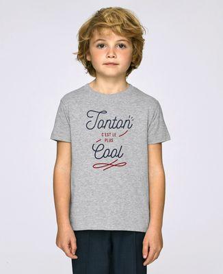 T-Shirt enfant Tonton