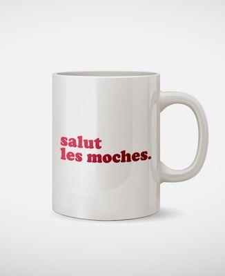 Mug Salut les moches (édition limitée)