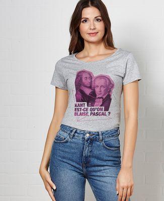 T-Shirt femme Kant Cut