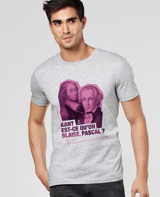 T-Shirt homme Kant Cut