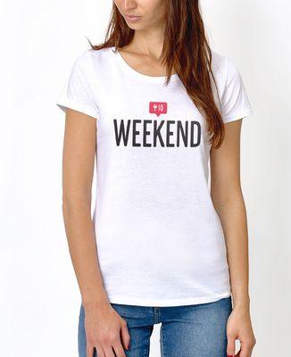 T-Shirt femme Weekend