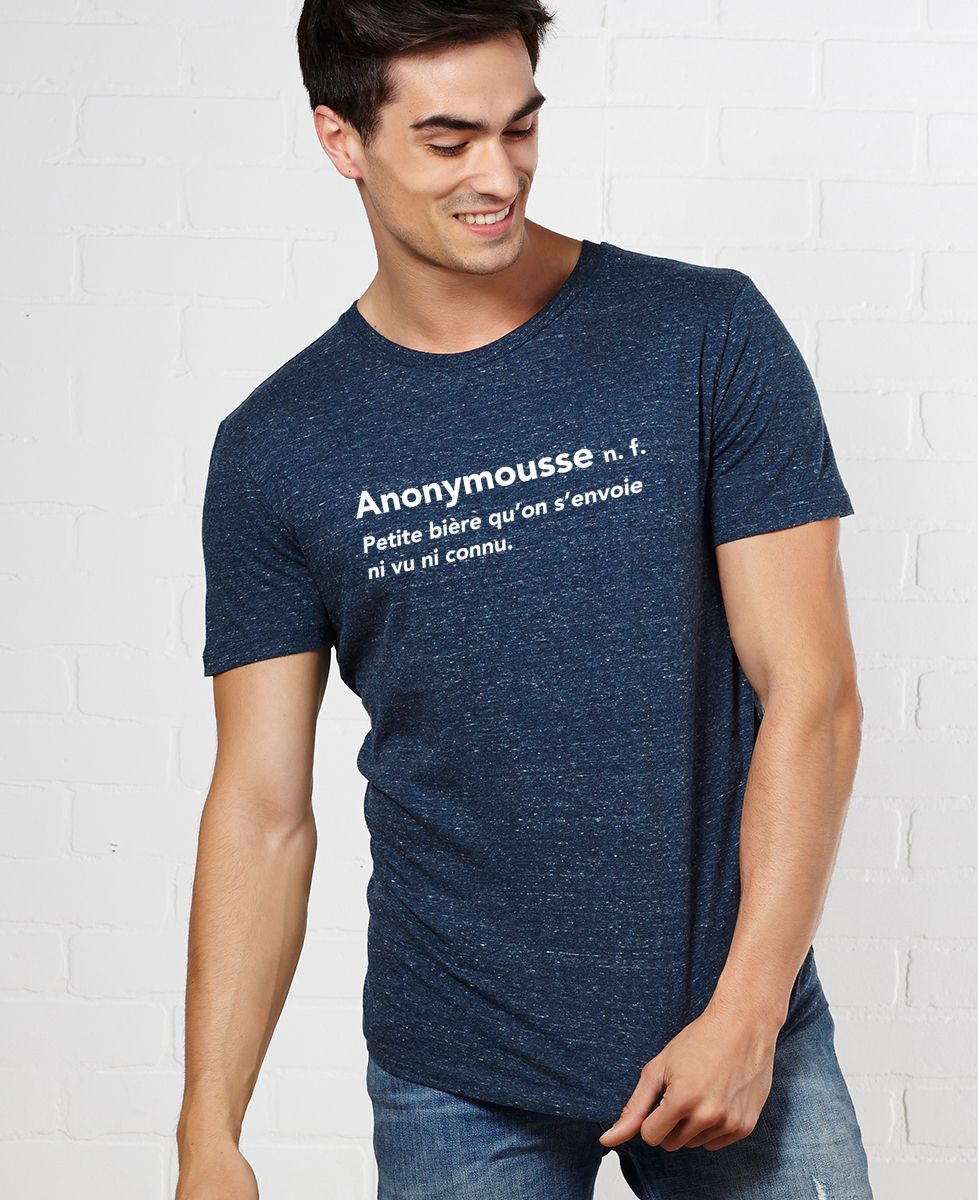 T-Shirt homme Anonymousse