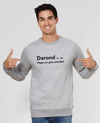 Sweatshirt homme Darond