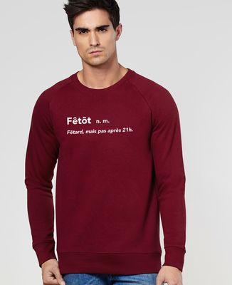 Sweatshirt homme Fêtôt