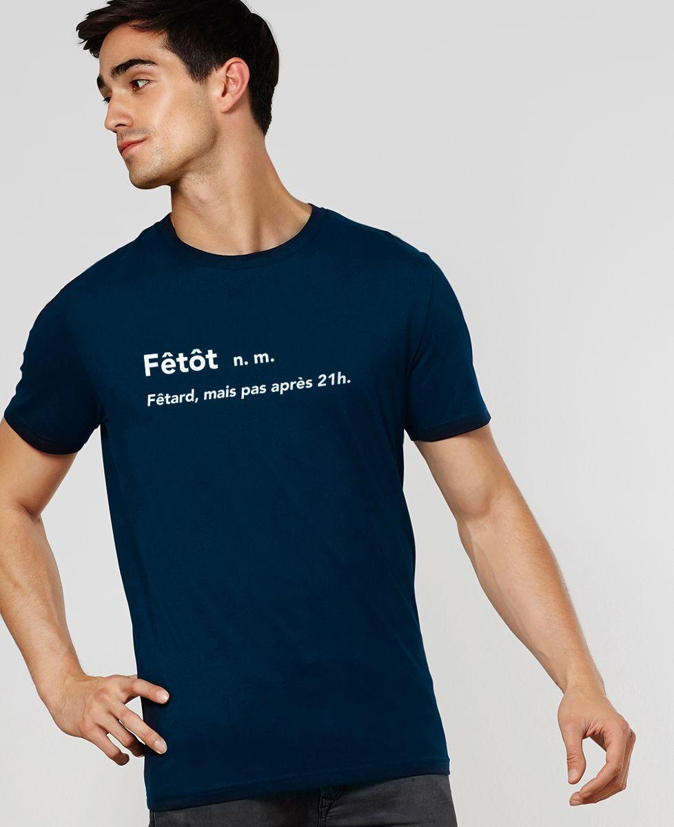 T-Shirt homme Fêtôt