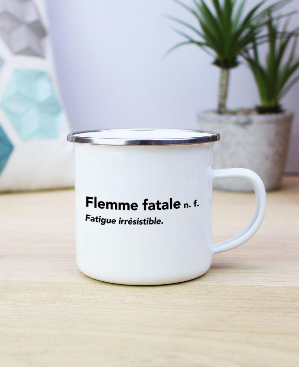Mug Flemme fatale