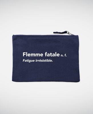 Pochette Flemme fatale