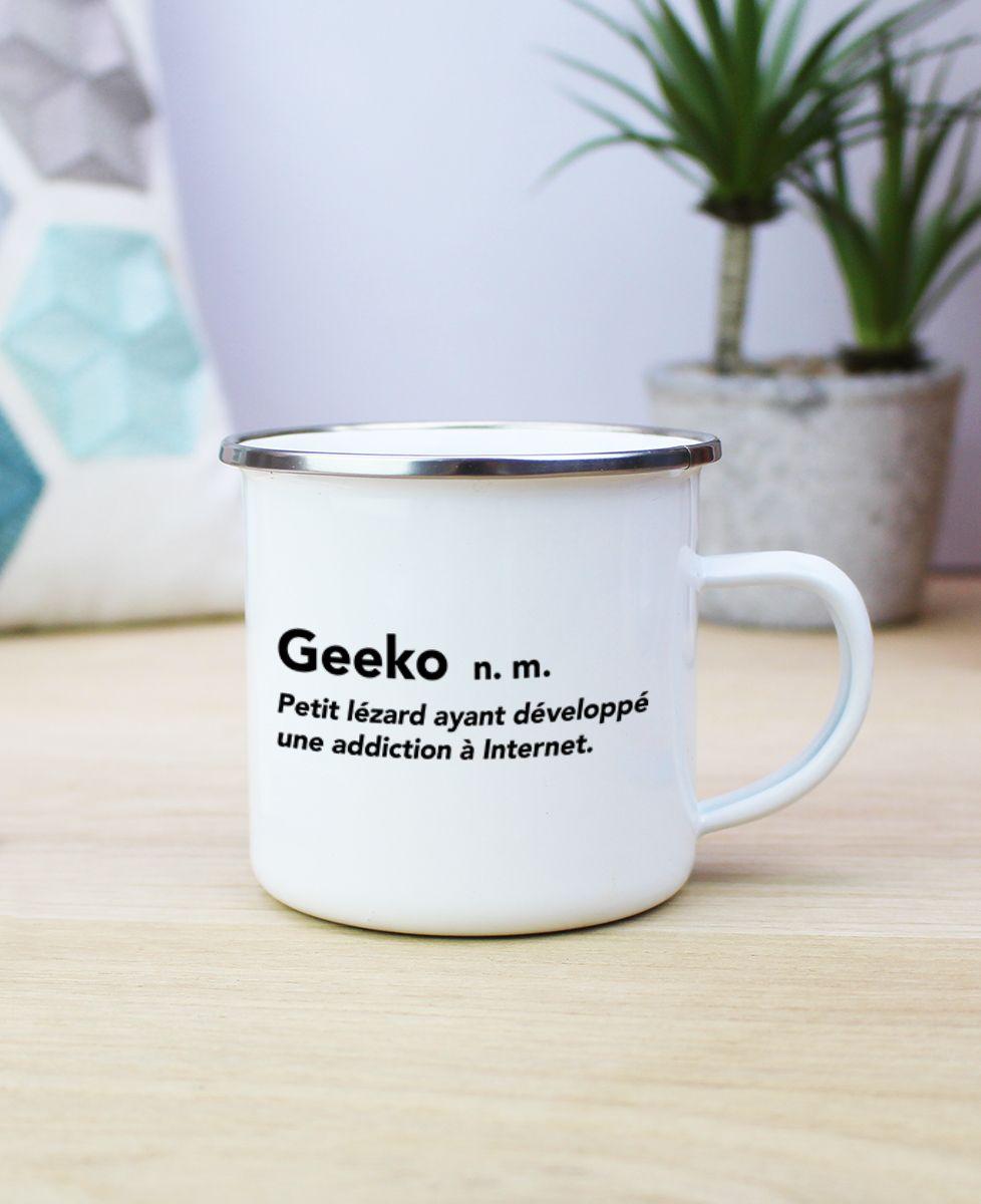 Mug Geeko