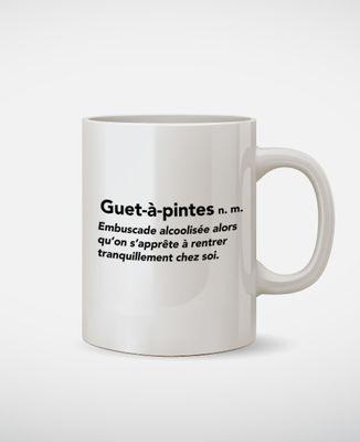 Mug Guet-à-pintes
