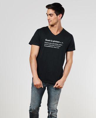 T-Shirt homme Guet-à-pintes