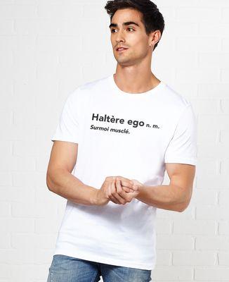 T-Shirt homme Haltère égo