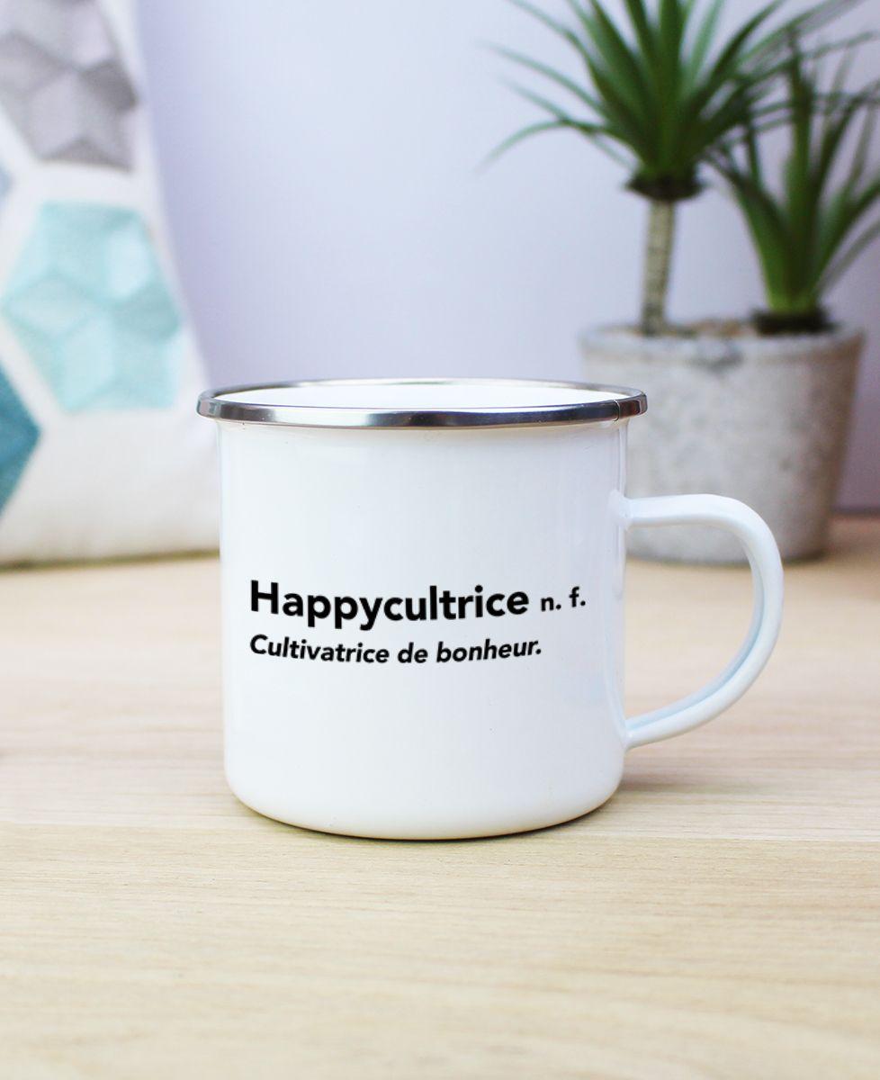 Mug Happycultrice