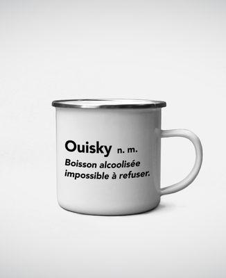 Mug Ouisky