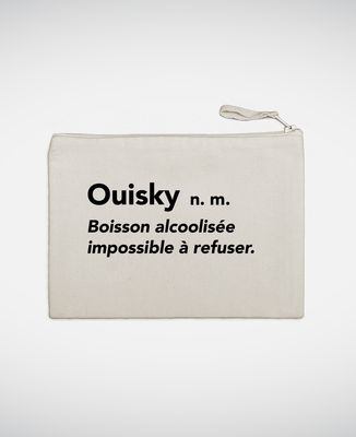 Pochette Ouisky