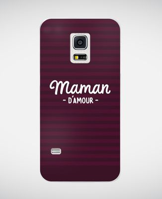 Coque smartphone Maman d'amour
