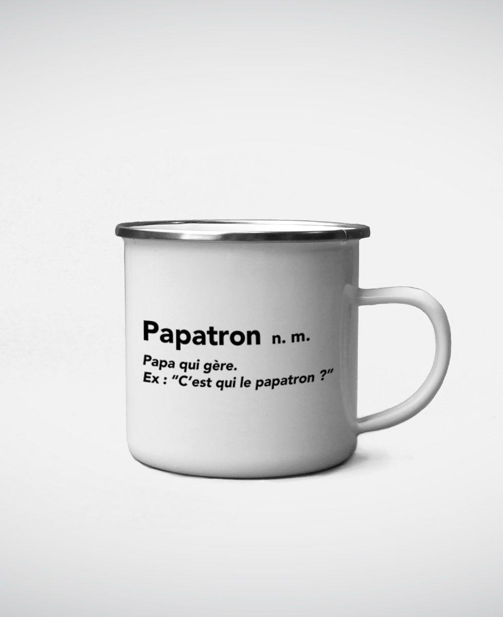 Mug Papatron