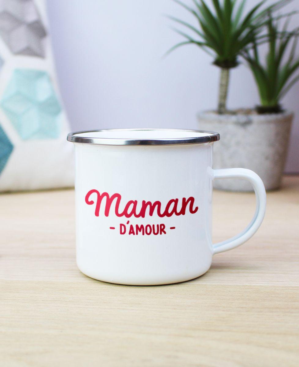 Mug Maman d'amour