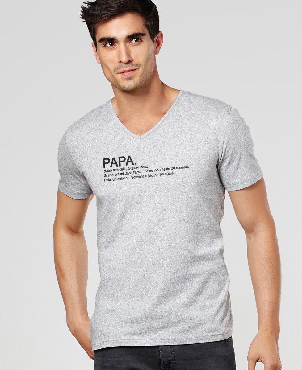 T-Shirt homme Papa