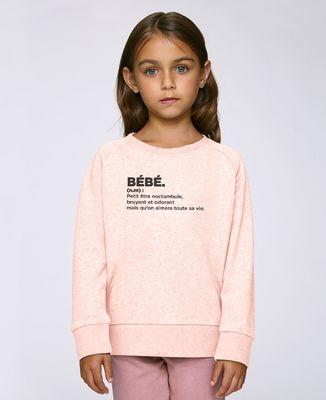 Sweatshirt enfant Bébé