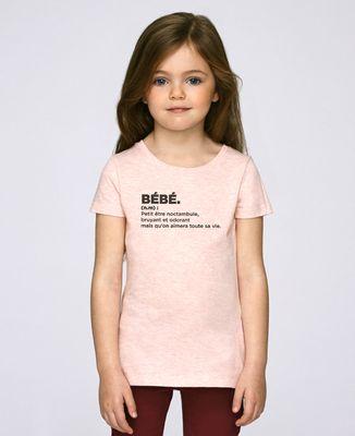 T-Shirt enfant Bébé