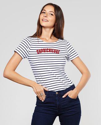 T-Shirt femme Caprichieuse