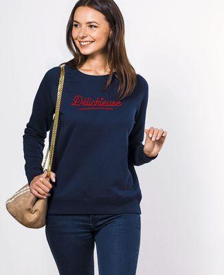 Sweatshirt femme Délichieuse