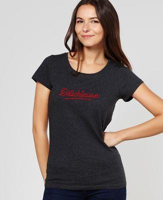 T-Shirt femme Délichieuse
