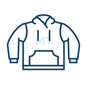 Sweat à capuche personnalisé